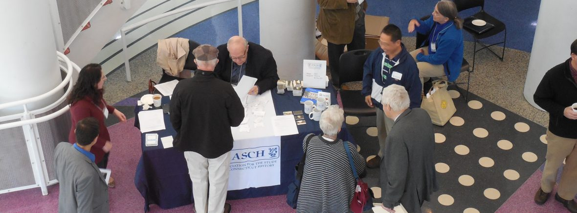 Registration at ASCH Fall 2017 conference
